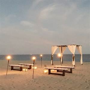 perfectly intimate beach wedding ceremony in mexico With simple destination wedding ideas