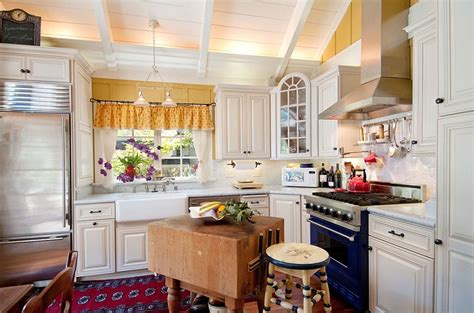 vaulted ceiling lighting solutions 50 fabulous shabby chic kitchens that bowl you