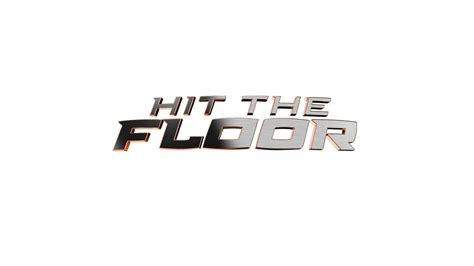 hit the floor llc hit the floor logo