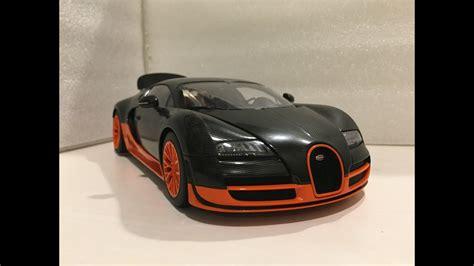 1/18 Autoart Bugatti Veyron Super Sport