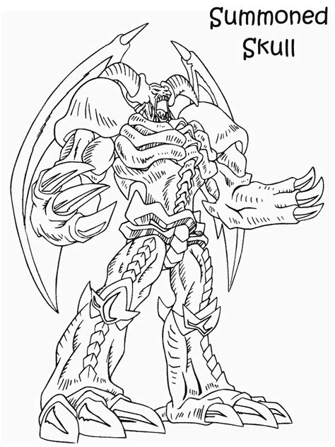 Coloring Book by Yugioh 26 Coloring Pages Coloring Page Book For