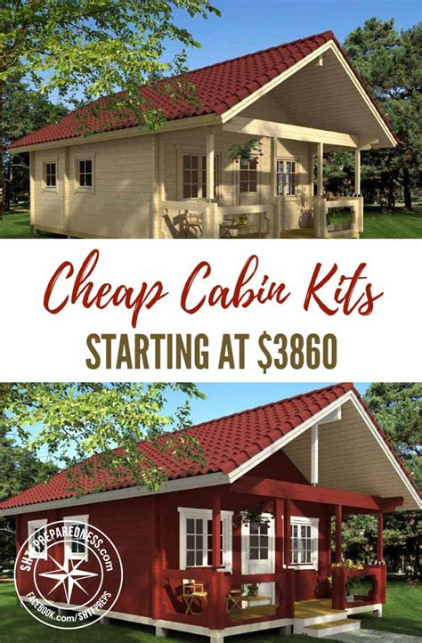 cheap cabin kits cheap cabin kits starting at 3860
