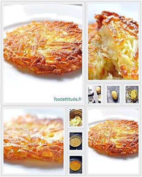 recette de galette pomme de terre