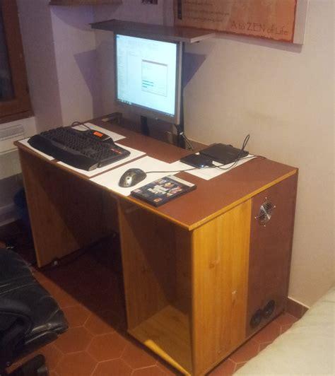 fabriquer bureau informatique fabriquer un bureau informatique des petits bureaux d co