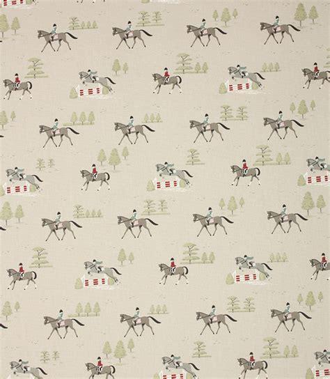 contemporary curtain fabrics allport horses fabric multi just fabrics