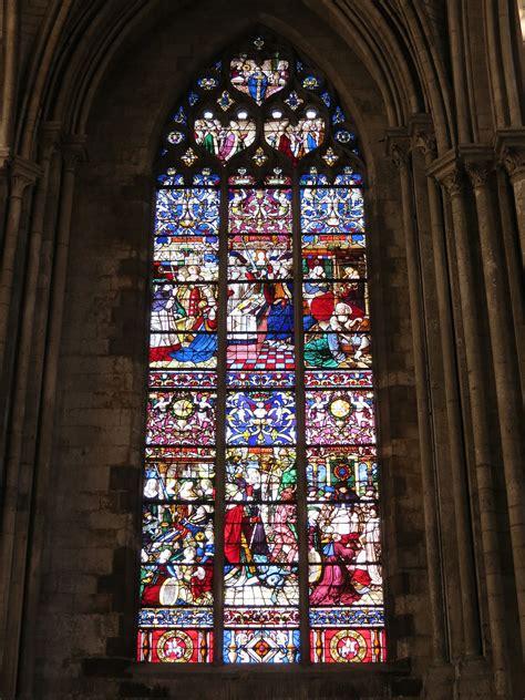 vitraux de la cathedrale de rouen wikipedia