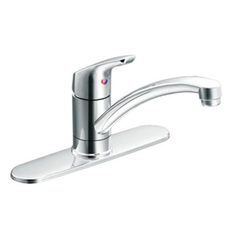 cheap moen kitchen faucets cheap moen cfg 42511 single handle kitchen faucet kitchen bath fixtures