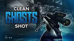 Clean Ghosts Shot