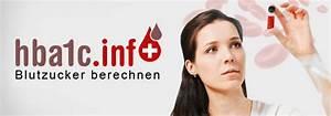 Blutzucker Berechnen : diabetes hba1c in blutzucker umrechnen ~ Themetempest.com Abrechnung