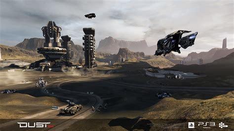 Dust 514 Environment
