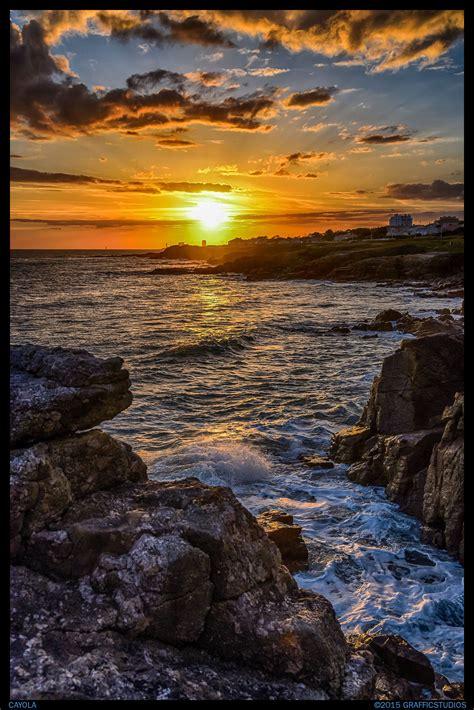 pin  tanjum nazrul  cayola bay sunset ocean sunset