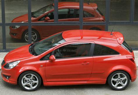 opel corsa gsi luxury automobiles