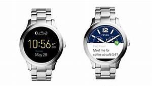 Montre Fossil Connectee : cyber monday 149 de remise sur la montre connect e ~ Melissatoandfro.com Idées de Décoration