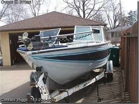 Used Nordic Boats For Sale By Owner by 1988 Crestliner Nordic Phantom Used Boats For Sale By