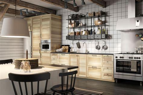 cuisines as une cuisine conviviale style scandinave