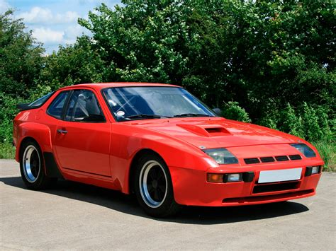 1981 Porsche 924 Carrera Turbo GTS related infomation ...