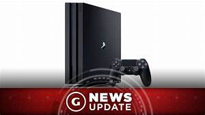 GS News Update PS4 Pro Price Specs And Date Confirmed