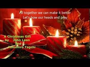 A Christmas Gift Original Christmas song by John Leon