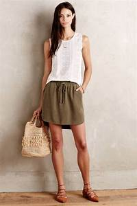 The 25+ best Casual skirts ideas on Pinterest | Maxi skirts Skirts with pockets and Midi skirt ...