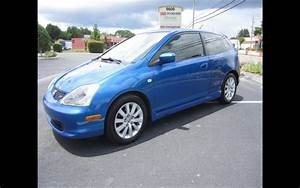 2004 Honda Civic Si Hatchback Owners Manual