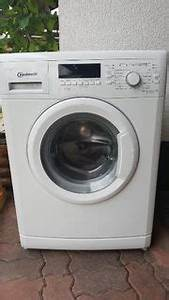 Bauknecht Waschmaschine Fehler : bauknecht waschmaschine haushalt m bel gebraucht und neu kaufen ~ Frokenaadalensverden.com Haus und Dekorationen