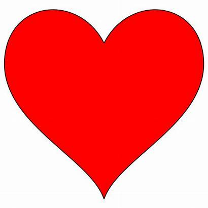 Heart Symbol Clipart Clip Hearts Domain Copyright