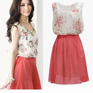 Pink summer dresses for women