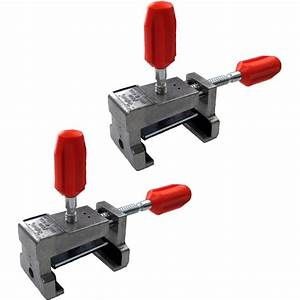 Pony Adjustable Clamps 2-Pack Pony Cabinet Claw