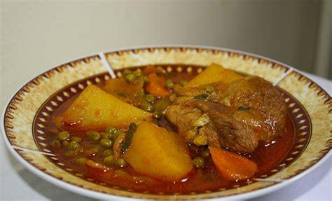 recette de cuisine tunisienne avec photo tajine de petits pois petits pois à la tunisienne