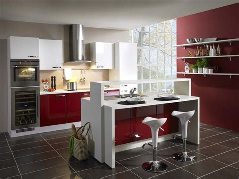 modele de decoration de cuisine beautiful decoration des cuisines modernes pictures