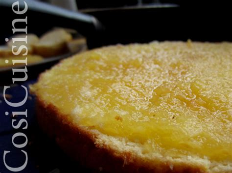 recette for 234 t blanche aux fruits
