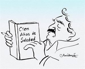 Gabriel Garcia Marquez By halisdokgoz | Media & Culture ...