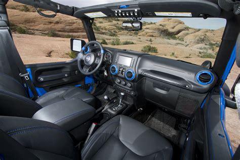 jeep blue interior this jk has mad max performance jk forum