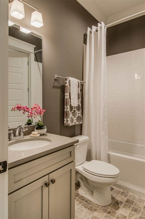 Color To Paint Small Bathroom by Contemporary Bathroom With Slate Counters High