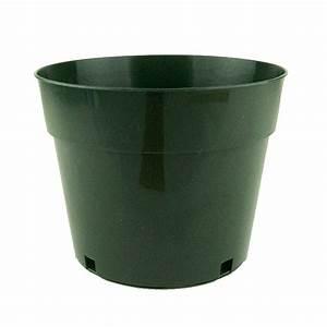"""7"""" Green Plastic Pot rePotme"""