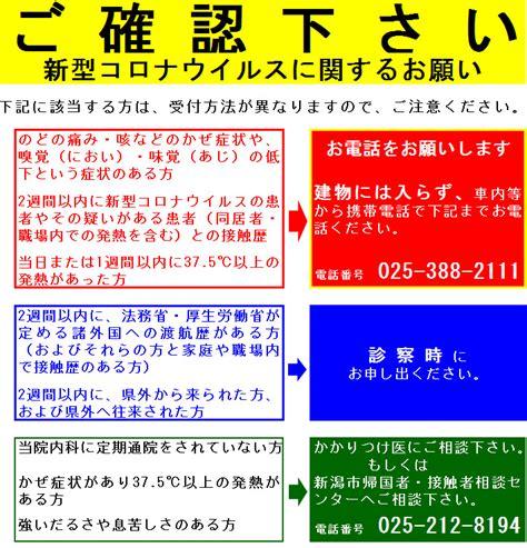 コロナ 感染 新潟 県