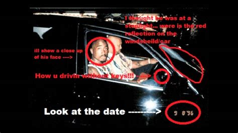 2pac Is Alive Proof Last Picture Fake!!! Return In 2014