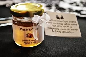 My diy wedding favors weddingbee photo gallery for Honey bee wedding favors