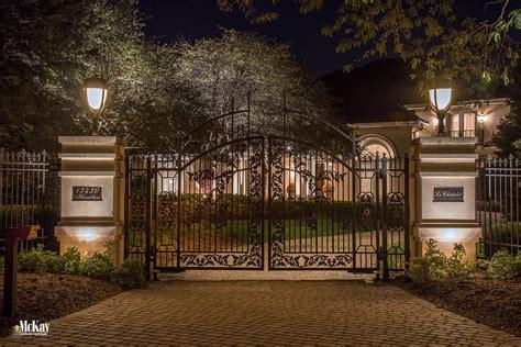 pin  elegant estate outdoor lighting ideas omaha