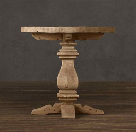Wood Pedestal Base by A Fabulous List Of 21 And Wooden Pedestal Coffee