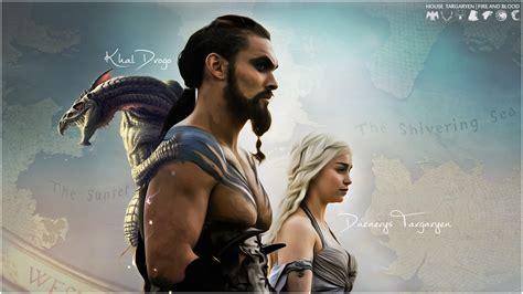 Khal Drogo - Daenerys Targaryen by Freedom4Arts on DeviantArt