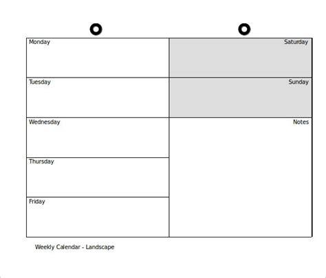 sample power point calendar template  documents