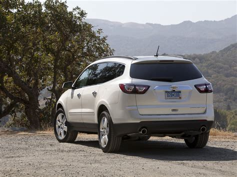 chevrolet traverse ltz chevrolet traverse ltz 2014 exotic car wallpapers 02 of