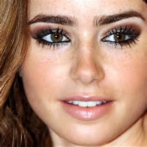 Lily Collins Beautiful Eyes