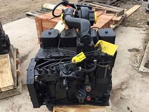 R F Engine Fits Cummins 3 9l 4bt Engine Complete