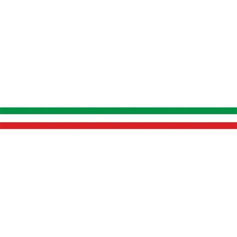 cornice tricolore adesivi gat tricolore verticale adesivi e decorazioni