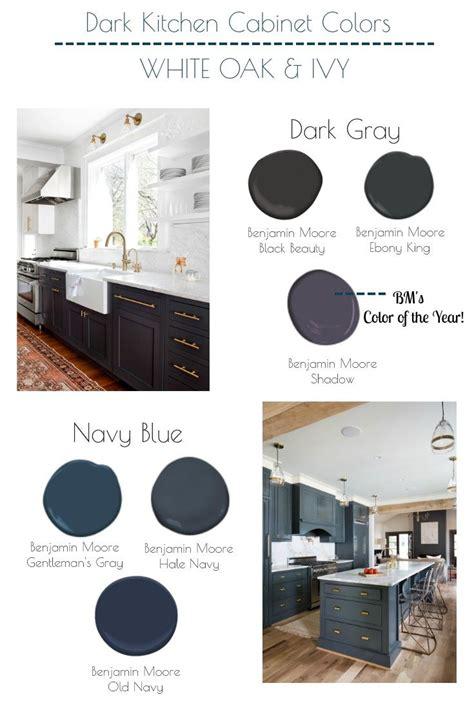 navy blue  dark gray benjamin moore colors