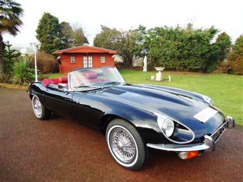 Jaguar E Type V12 1973 For Sale