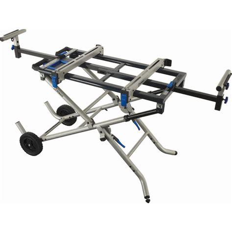 kobalt table saw review shop kobalt mobile miter saw stand at lowes com