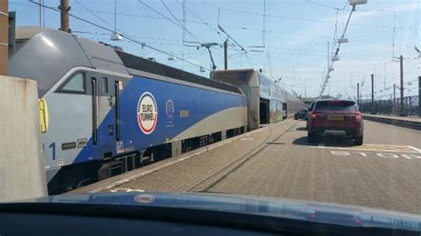 Cars Denied Boarding On Channel Tunnel 10 Jun 2015 For 11